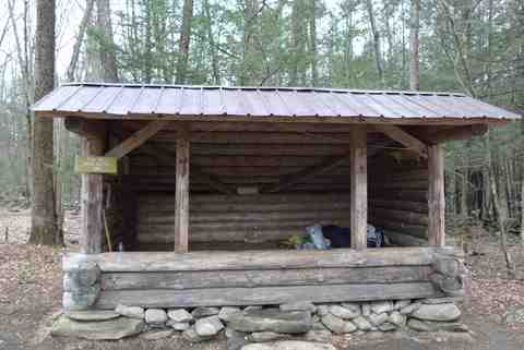 Huts And Shelters Section Hikers Backpacking Blog