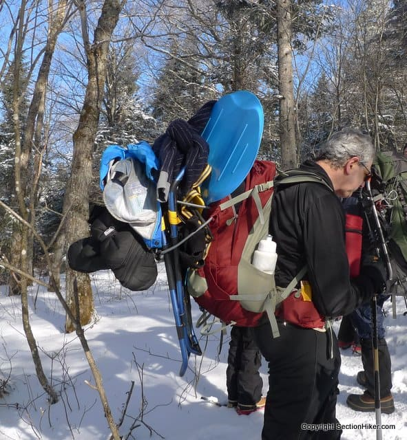 This Backpack is Too Small for Winter Hiking