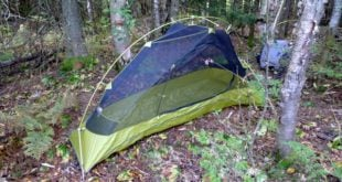 Velocity 1 Inner Tent and Exoskeleton Pole
