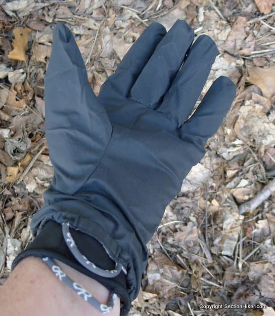 Outer Pertex Shield Glove