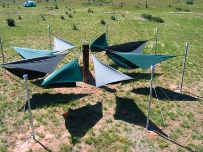Portable Hammock Stands For Camping By Derek Hansen