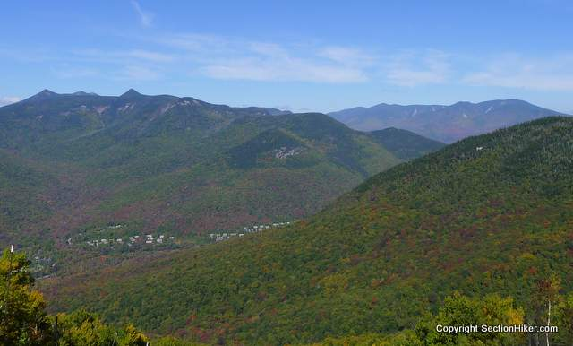 Franconia Ridge and The Bonds