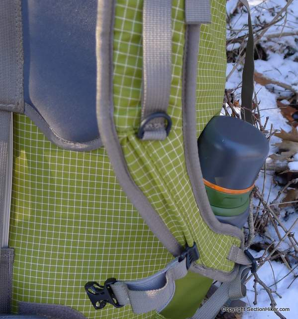 Users may have to augment the shoulder straps with Triglides for accessories requiring a horizontal attachment point instead of plastic loop.