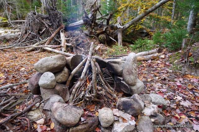 Build yourself a camp fire
