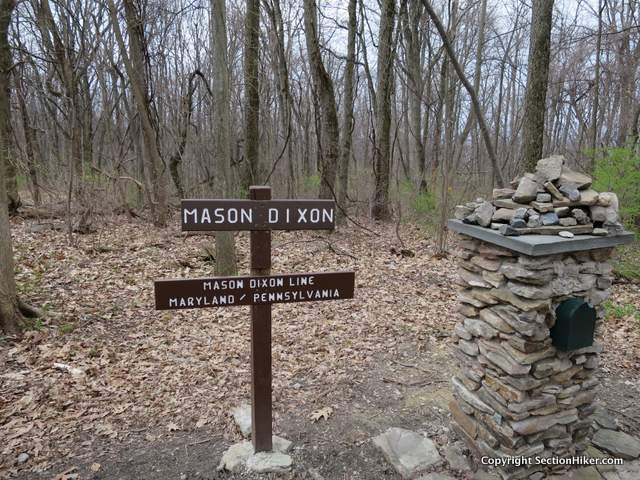 Another State Border: The Mason Dixon Line