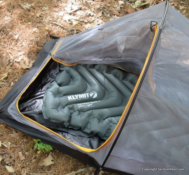 Klymit Insulated Static V Ultra Light Sleeping Pad Review
