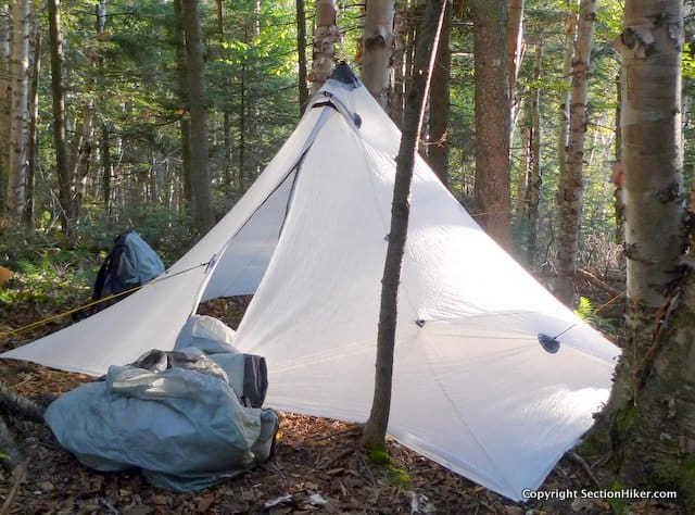Cuben Fiber – Frequently Asked Questions   Section Hikers ...