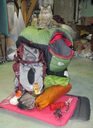 Lightweight Backpacking Gearlist Wystiria S Pack