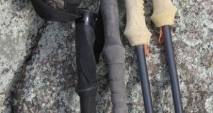 Gossamer Gear LT4 Carbon Fiber Tekking Poles (right)
