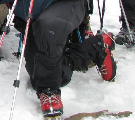 Marmot Precip Full Zip Pants - Section Hikers Backpacking Blog e10e79aac