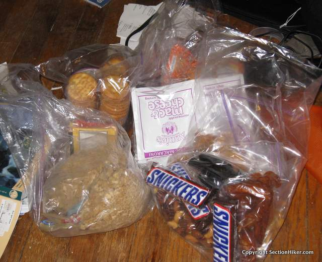 When it comes to backpacking food, aim for variety to keep meal interesting