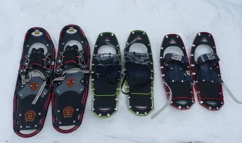 Snowshoe Fit Guide