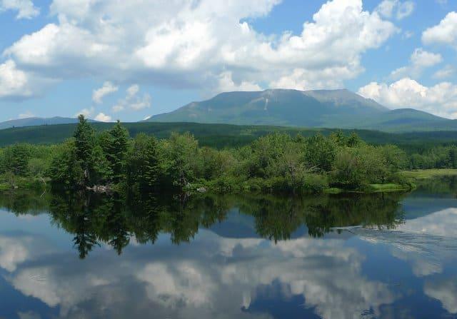 Mount Katahdin, Appalachian Trail