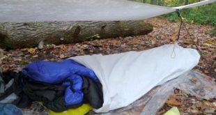 Tyvek Sleeping Bag Cover From Tera Ros Gear