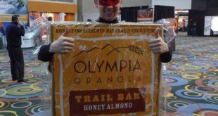 Olympia Granola Bar Man
