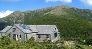 AMC Greenleaf Hut, Mt Lafayette