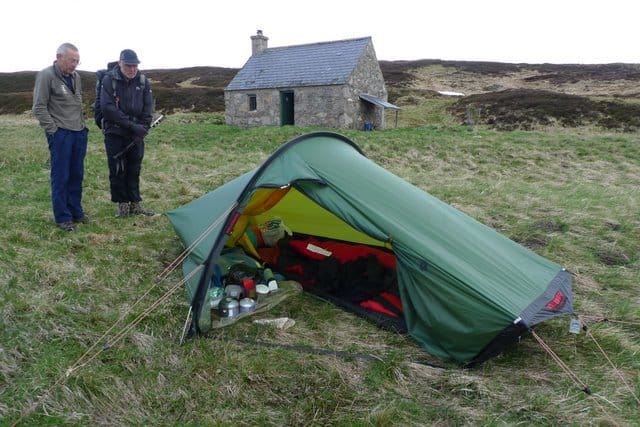 Hilleberg Atko in Scotland : best tent for backpacking lightweight - memphite.com
