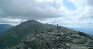 Mount Madison (foreground), Adams and Jefferson