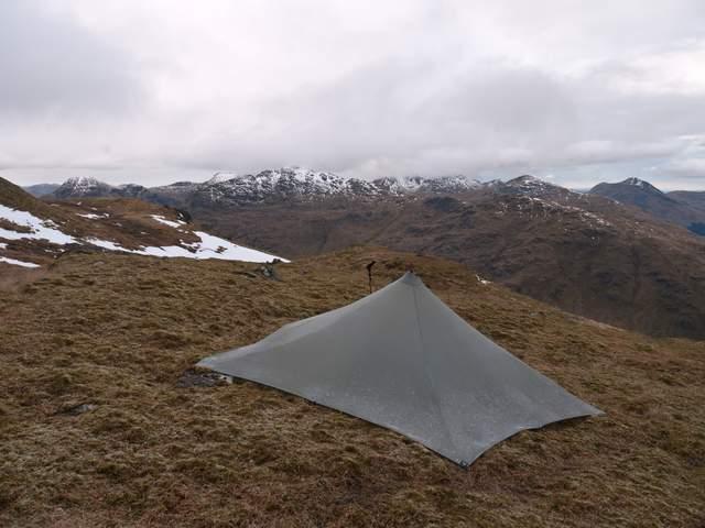 Mountain Laurel Designs Trailstar Tarp Shelter