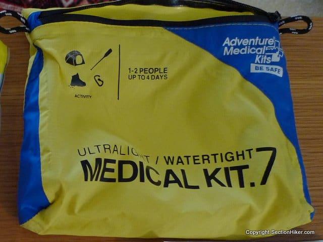 Adventure Medical Kits - Ultralight/Watertight Medical Kit .7