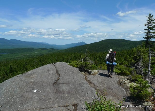Chairback Mountain, 100 Mile Wilderness