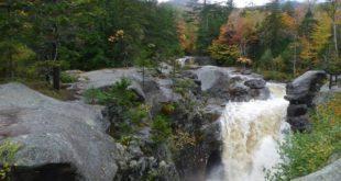 Screw Auger Falls, Grafton Notch