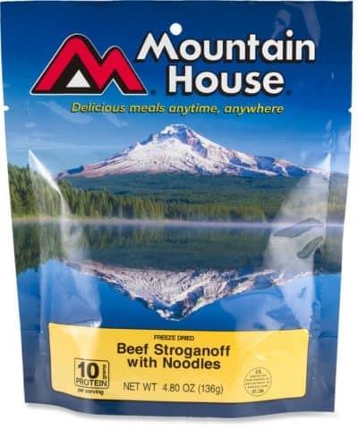 Mountain House Freeze Dried Meals