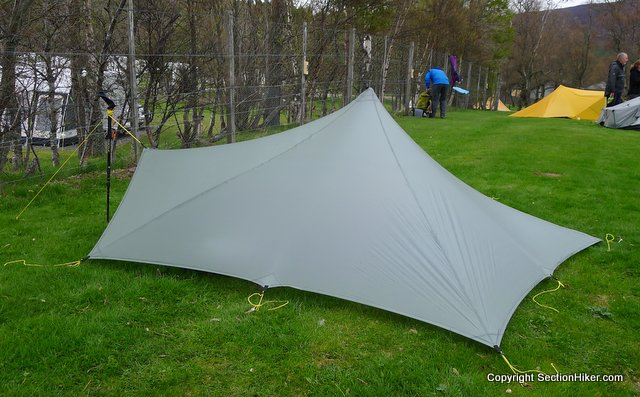 MLD TrailStar Pitched Low
