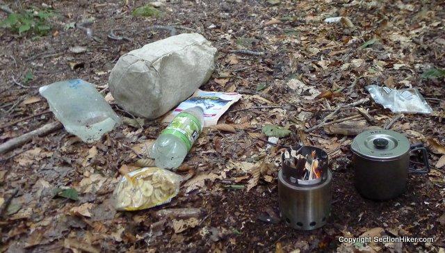 Lighting the Wood Stove: Post Ignition