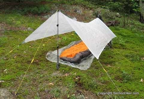 & Tarps Tarp Tents or Tents? - Section Hikers Backpacking Blog