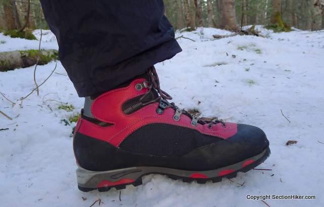 Zamberlan Fitz Roy Mountaineering Boots