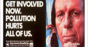 The Crying Indian: Keep America Beautiful