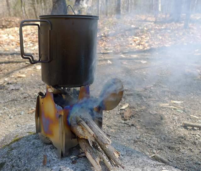 Esbit 750ml Titanium Pot - Section Hikers Backpacking Blog c8e4b99416cf6