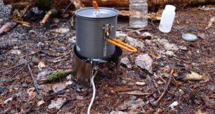 GSI Halulite 1.1L Boiler Cook Pot with Locking Handle