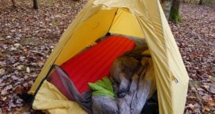 Camping with the Exped Synmat Winterlite Sleeping Pad
