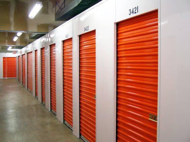 Public Storage Lockers