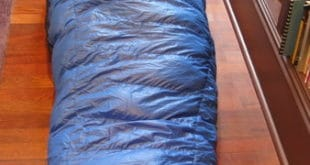 Western Mountaineering Puma -25F Sleeping Bag