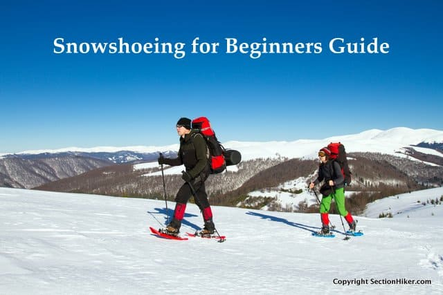 Snowshoeing for Beginners Guide