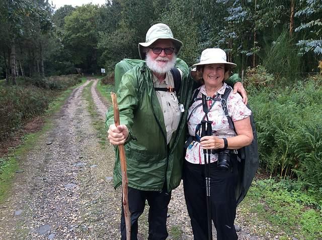Ralph and Susan Alcorn