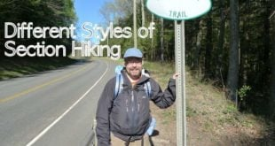Styles of Section Hiking