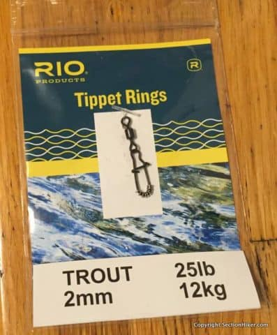 RIO 2mm Tippet Rings