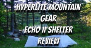 Hyperlite Mountain Gear Echo II Shelter Review