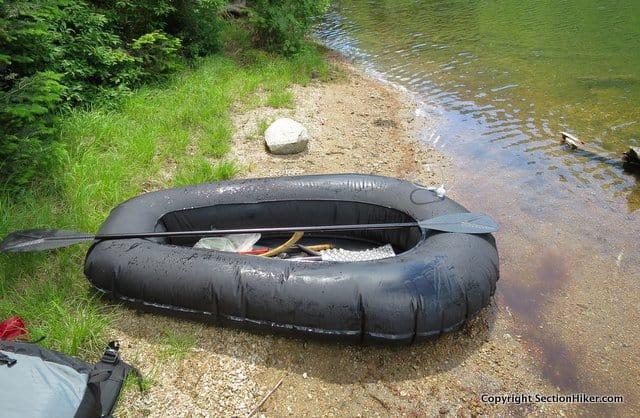 Supai Matkat Ultralight Packraft Review - Section Hikers Backpacking Blog 8affd9729a