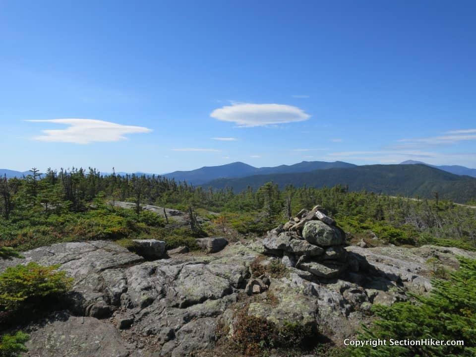 Lenticular Clouds over Shelburne Moriah Mountain