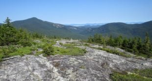 Old Speck Mountain and Grafton Notch in Southwestern Maine