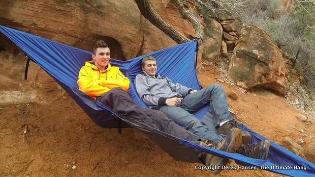 Rest and Swing Hammocks