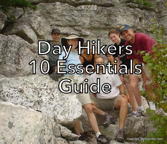 Day Hikers 10 Essentials Guide
