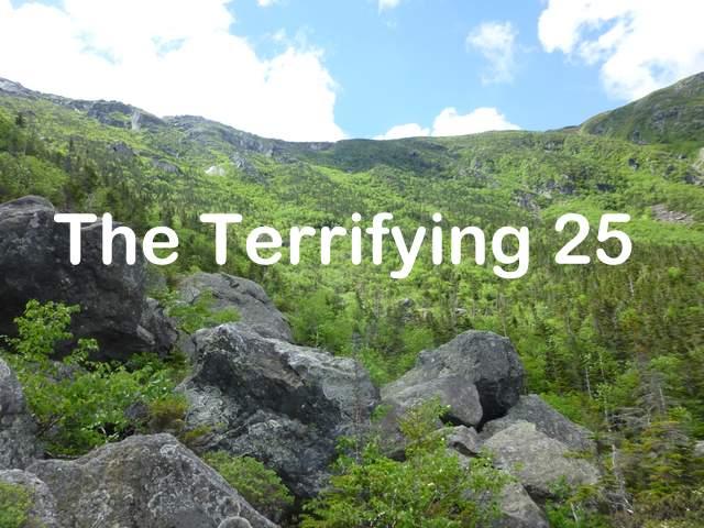 The Terrifying 25