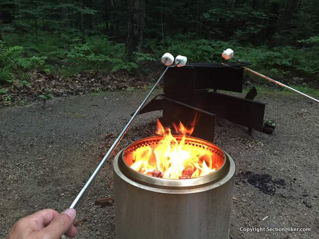 Toasting Marshmallows Over A Solo Stove Bonfire Is Lot More Appealing Than The Dirty