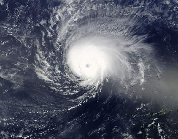 Hurricane Ike, September 2008